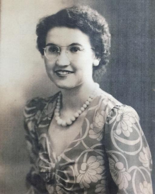 Laura May Bennett  Greeley